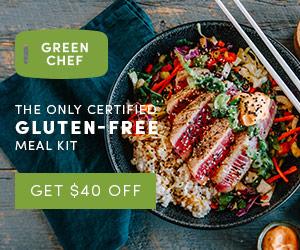 gluten free meals delivered