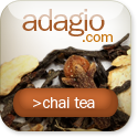 Adagio Teas Introduces Chai Tea!