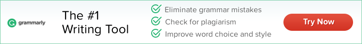 Grammarly Review - CTA