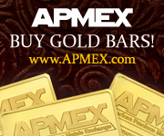 Invest In APMEX Gold Bars Now