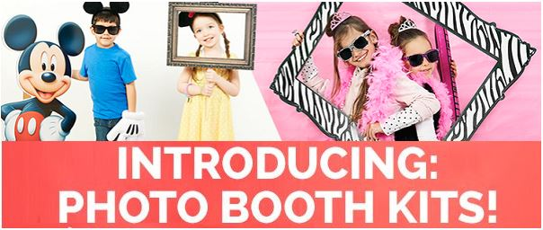 Birthday Express Photo Booth Kits