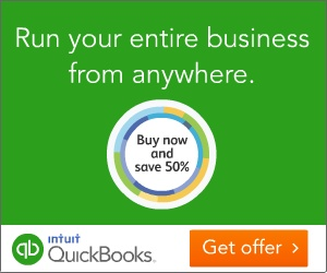 Save up to 50% off on QuickBooks Online when you buy now!