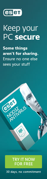 ESET Keep your PC secure - Try For Free
