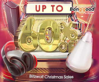 Up to 60% OFF Blitzwolf Mobile Phone Accessories