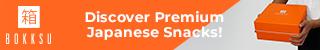 Discover Premium Japanese Snacks!