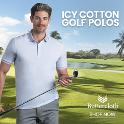 Butter Cloth Golfing Collection