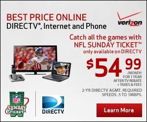 Verizon Triple Play $84.99
