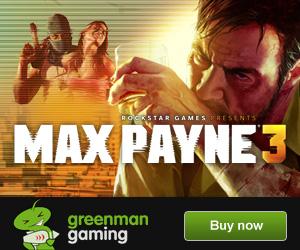 Max Payne 3 on Green Man Gaming