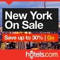 New York Sale!