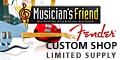 Fender Custom Shop Guitars