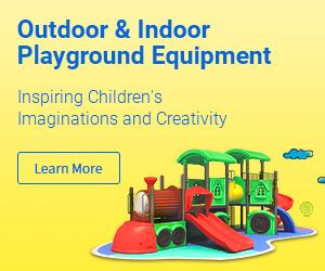 Outdoor & Indoor Playground Equipment