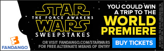 Star Wars - Premiere Sweepstakes