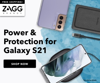 Power & Protection for Galaxy S21!