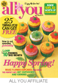 Get a ALL YOU for just $1 an issue!