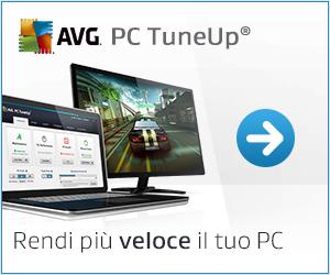 AVG PC TuneUp - Pulisci e Velocizza il tuo PC Windows 10