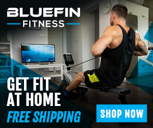 BlueFin Fitness Brand Banners
