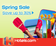 Spring Sale - Save up to 30% in Los Angeles, San Antonio and more! Book by 4/2, Travel by 4/23