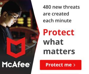McAfee Total Protection indirim kuponu