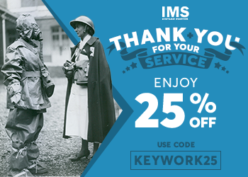 25% Off For Keyworkers