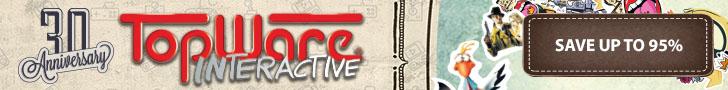 TopWare Interactive - 30th Anniversary Sales TopWare Interactive - 30th Anniversary Sales
