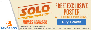 Solo Free Poster
