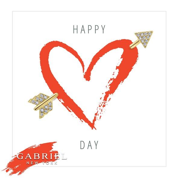 Valentine's Day Gabriel & Co. Fine Jewelry