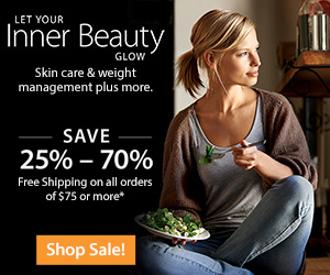 Let your inner beauty glow! Skin care & weight management!