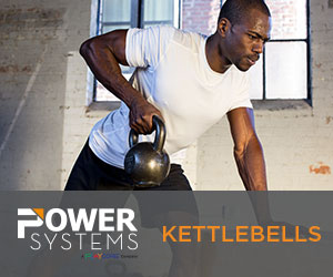 Kettlebells at Power Systems