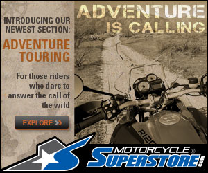 Adventure Touring is here!