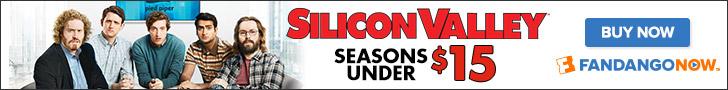 FandangoNOW - Silicon Valley Seasons Under $15
