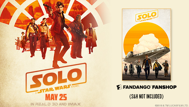 Solo Free Movie Poster