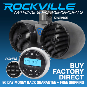 Marine Audio Sports Sound Systems