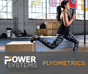 Plyometrics at Power Systems