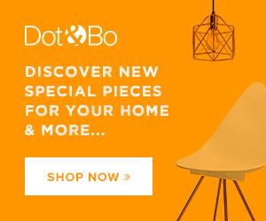 Dot&Bo Orange Banner Set