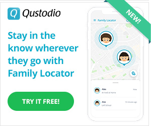 Qustodio Family Locator