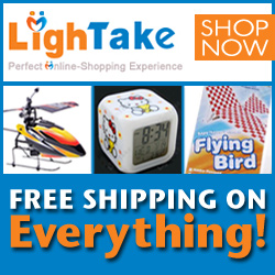 Lightake.com - Free Shipping Anywhere