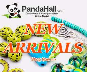 PandaHall Promo Code - New arrival on findings, jewelry beads, gemstone beads, pearls, glass beads, tools and much more.