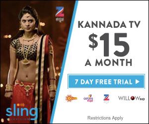 Stream Kannada TV With Sling TV