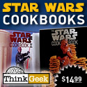 Star Wars Cookbooks