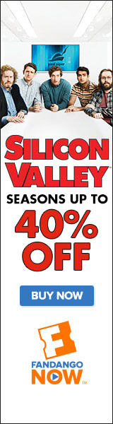 FandangoNOW - Silicon Valley Seasons up to 40% off
