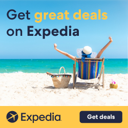 Book flights at Expedia