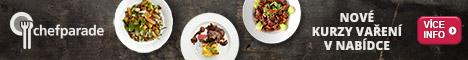 Chefparade - škola vaření