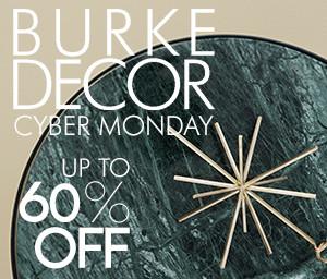 cyber monday deal: burke decor