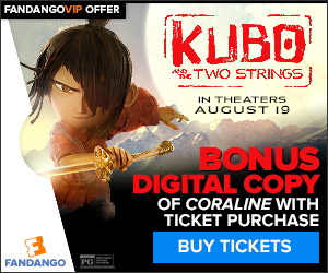 Fandango - Kubo and the Two Strings GWP