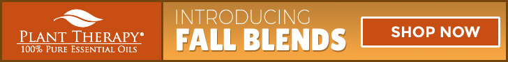 Introducing NEW Fall Blends at Plant Therapy for a Limited Time Only!