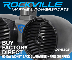 Marine Audio Sports Sound Systems - Rockville.com