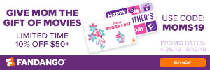300x100 Give Mom The Gift Of  Movies