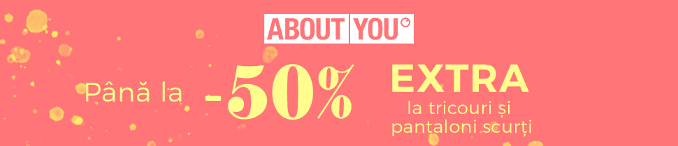 Promotii About You 40% reducere