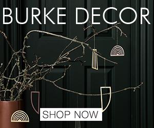 BLACK FRIDAY! SAVE up to 75% at Burkedecor.com