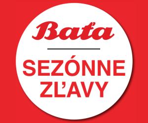 Zľavy na Bata.sk